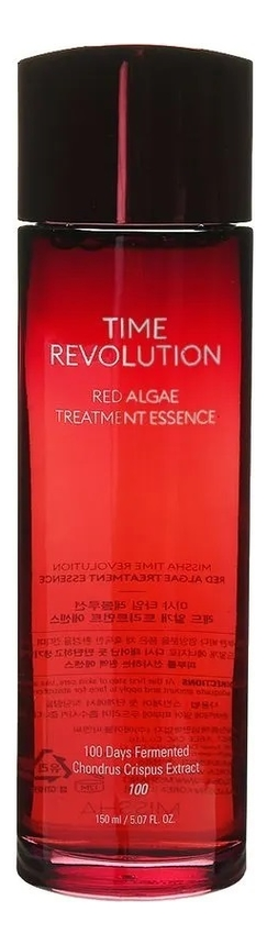 Эссенция для лица с экстрактом красных водорослей Time Revolution Red Algae Treatment Essence: Эссенция 150мл восстанавливающая эссенция для лица time revolution the first treatment essence rx 150мл эссенция 150мл