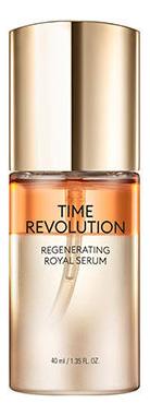 Купить Сыворотка для лица с пчелиным маточным молочком Time Revolution Regenerating Royal Serum 40мл, Missha