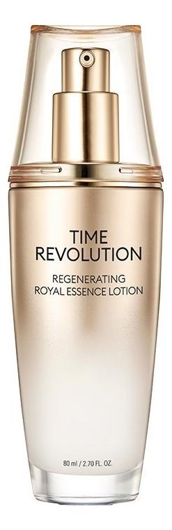 Купить Эссенция для лица с пчелиным маточным молочком Time Revolution Regenerating Royal Essence Lotion 80мл, Missha