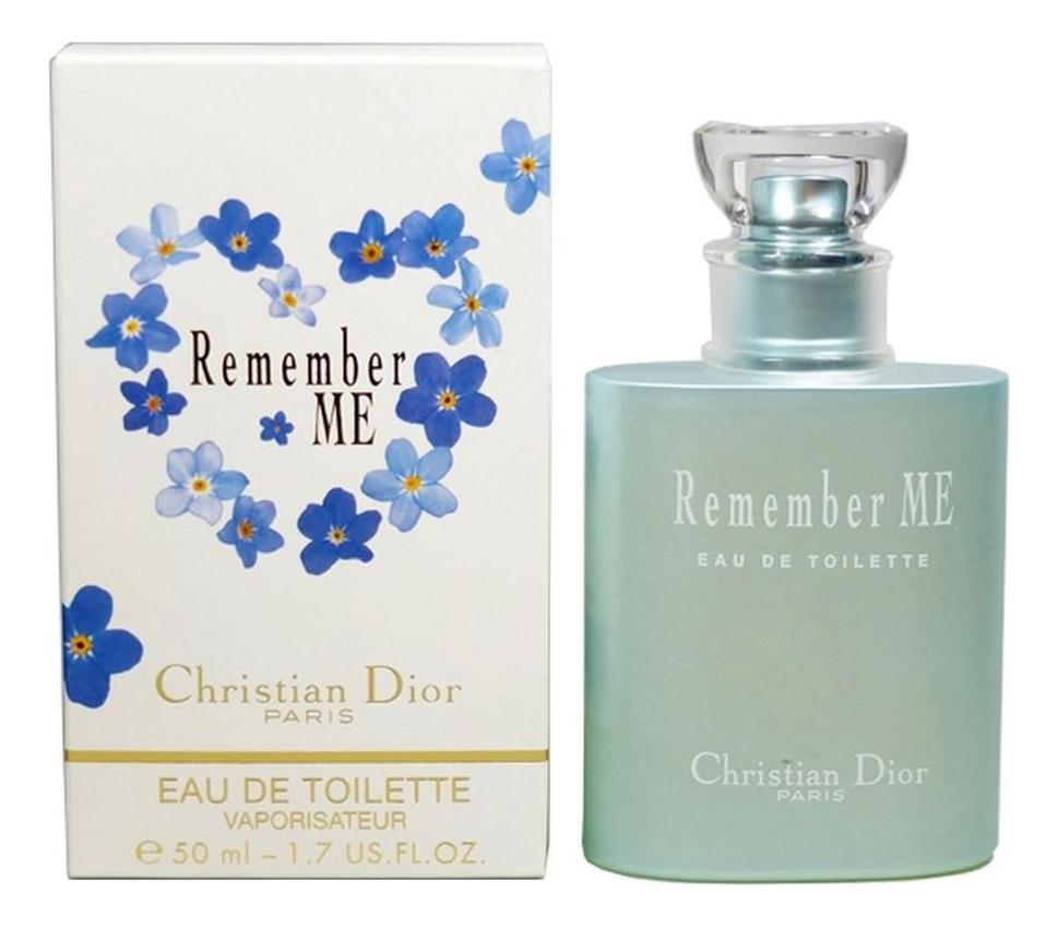 Christian Dior Remember Me: туалетная вода 50мл варя rememberme…