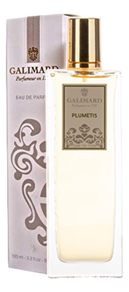Купить Plumetis: парфюмерная вода 100мл (новый дизайн), Galimard