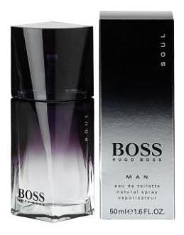 Boss Soul: туалетная вода 50мл недорого