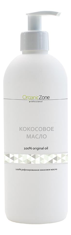 Фото - Кокосовое масло для волос и тела 100% Coconut Oil: Масло 500мл масло кокосовое для тела extra premium virgin coconut oil масло 500мл