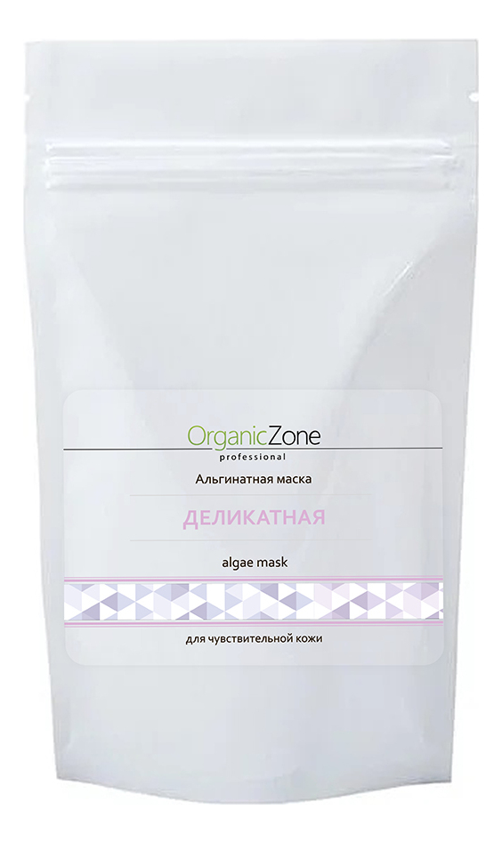 Купить Альгинатная маска для лица Деликатная Algae Mask: Маска 1000мл, OrganicZone