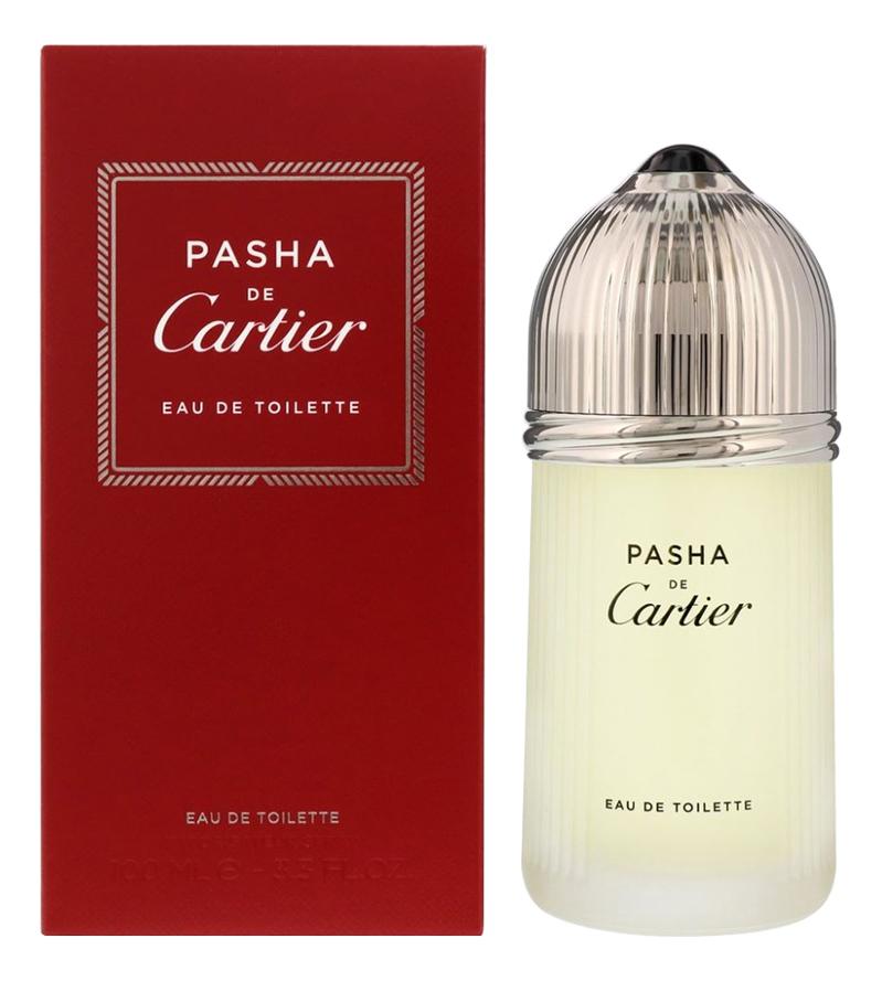 Pasha de Cartier: туалетная вода 100мл pasha de cartier edition noire sport туалетная вода 50мл