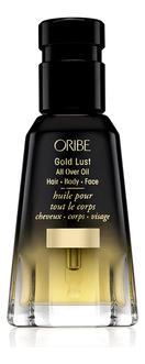 Купить Универсальное масло-уход для волос, лица и тела Роскошь золота Gold Lust All Over Oil 50мл, Oribe