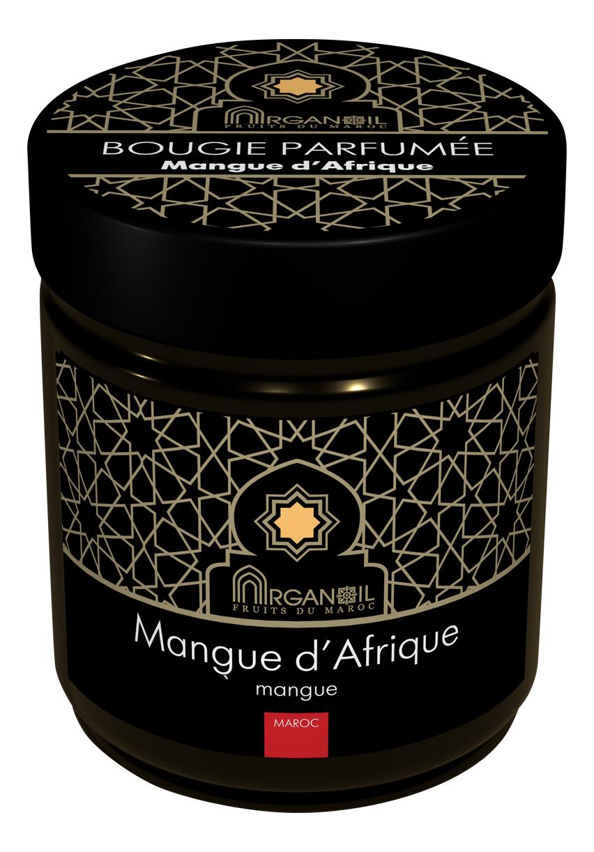 Купить Ароматическая свеча Африканское манго Bougie Parfumee Mangue D`Afrique (манго): Свеча 55г, ARGANOIL