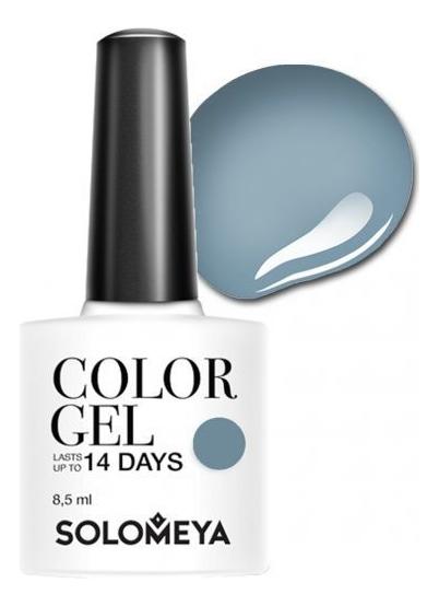 Купить Гель-лак для ногтей Color Gel 14 Days 8, 5мл: 110 Margaret, Solomeya