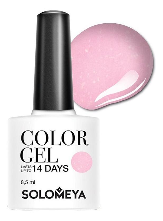 набор приборов iris i8413 pp pink Гель-лак для ногтей Color Gel 14 Days 8,5мл: 97 Pink Iris