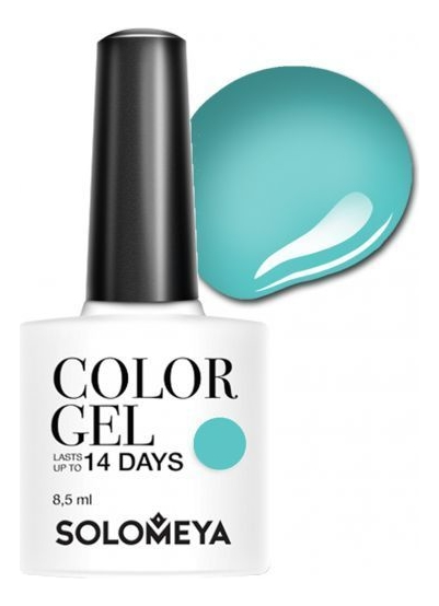 Гель-лак для ногтей Color Gel 14 Days 8,5мл: 108 Fresh Mint недорого