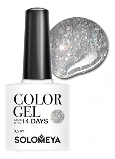 Купить Гель-лак для ногтей Color Gel 14 Days 8, 5мл: 98 Waterfall, Solomeya