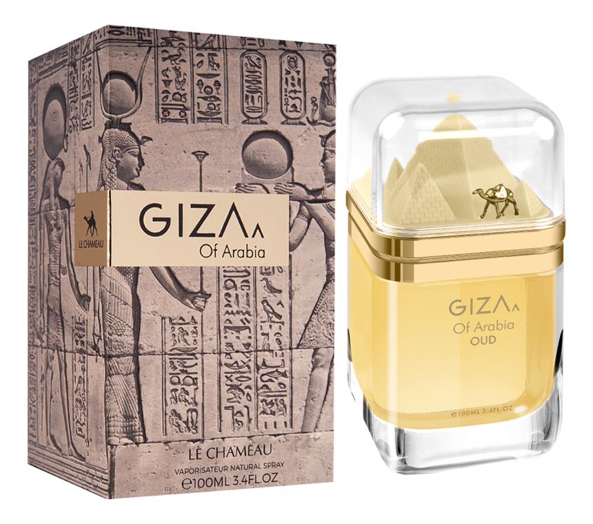 Giza Of Arabia: парфюмерная вода 100мл недорого
