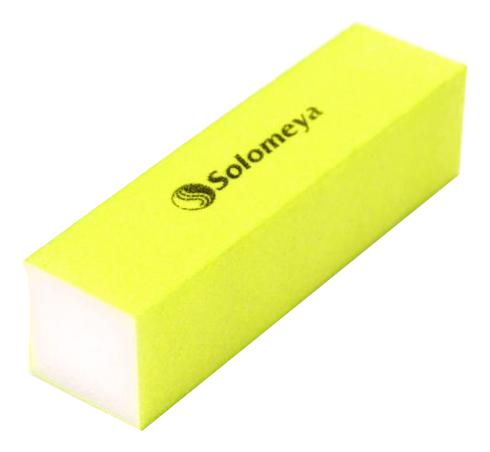 Блок-шлифовщик для ногтей Sanding Block: Yellow