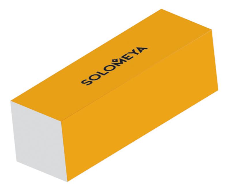 Блок-шлифовщик для ногтей Sanding Block: Orange