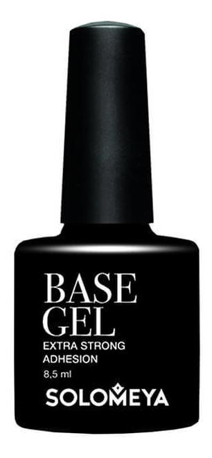 Фото - Базовое гелевое покрытие для ногтей Solomeya Base Gel Extra Strong Adhesion 8,5мл wulff possart adhesion