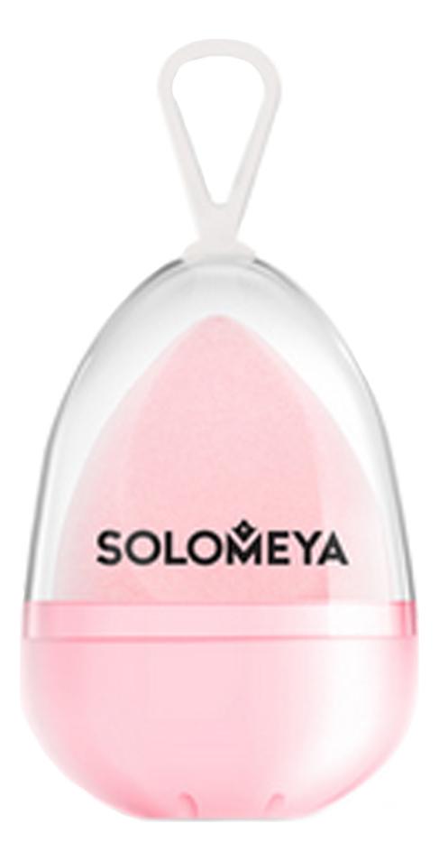 Вельветовый спонж для макияжа Flat End Blending Sponge Lilac косметический спонж для макияжа color changing blending sponge blue pink
