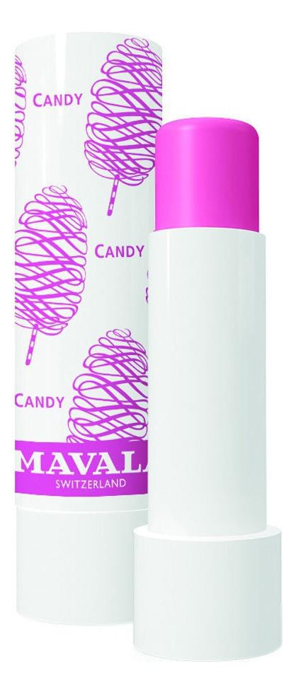 Фото - Бальзам для губ Lip Balm 4,5г: Candy mavala бальзам lip balm candyh для губ тинт леденец 4 5г