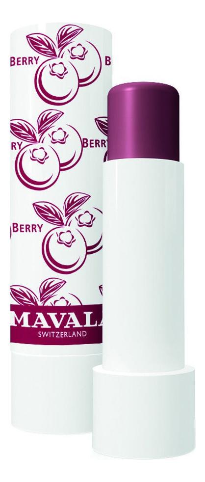 Фото - Бальзам для губ Lip Balm 4,5г: Berry mavala бальзам lip balm candyh для губ тинт леденец 4 5г