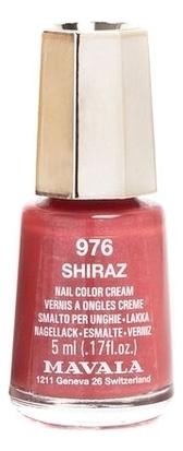Купить Лак для ногтей Nail Color Cream 5мл: 976 Shiraz, MAVALA