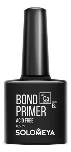 Купить Бескислотный праймер для ногтей с кальцием и витамином В2 Bond & Primer 8, 5мл, Бескислотный праймер для ногтей с кальцием и витамином В2 Bond & Primer 8, Solomeya