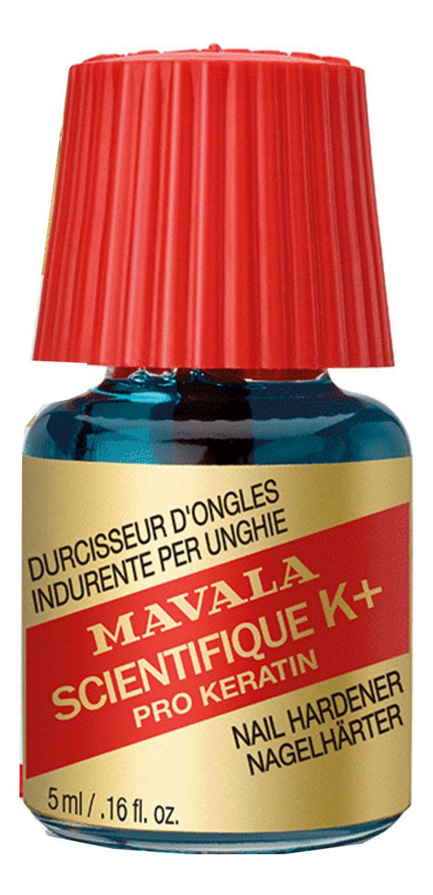 Купить Проникающий укрепитель для ногтей Scientifique К+: Укрепитель 5мл, MAVALA