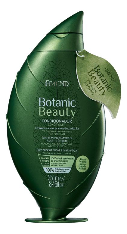 Купить Кондиционер для укрепления волос с экстрактом розмарина и имбиря Botanic Beauty Conditioner 250мл, Amend