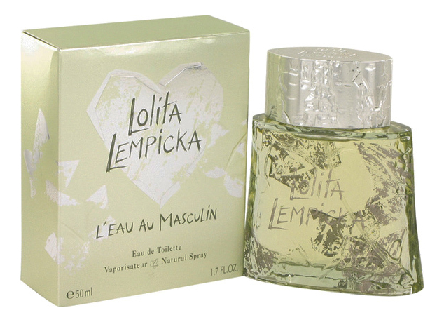 Купить L'eau Au Masculin: туалетная вода 50мл, Lolita Lempicka