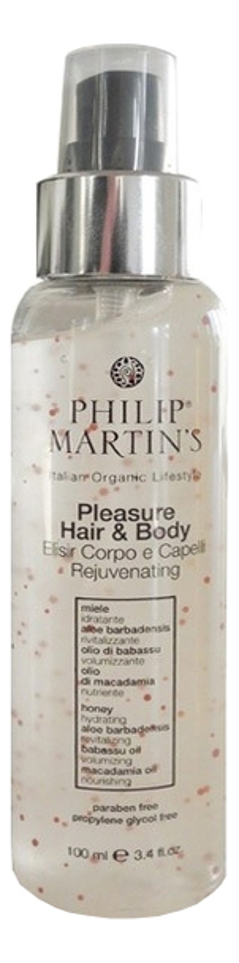 Купить Спрей для волос и тела Pleasure Hair & Body: Спрей 100мл, Спрей для волос и тела Pleasure Hair & Body, PHILIP MARTIN`S