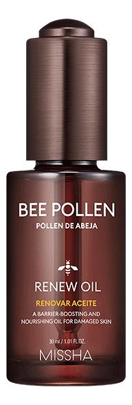 Купить Питательное масло для лица Bee Pollen Renew Oil 30мл, Missha