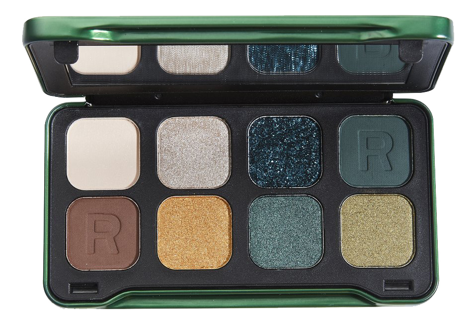 Купить Палетка теней для век Forever Flawless Dynamic 8г: Everlasting, Makeup Revolution