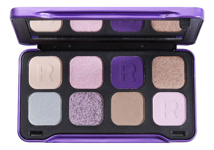 Купить Палетка теней для век Forever Flawless Dynamic 8г: Mesmerized, Makeup Revolution