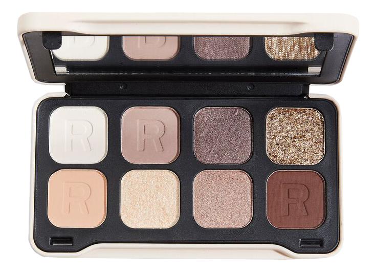Купить Палетка теней для век Forever Flawless Dynamic 8г: Serenity, Makeup Revolution