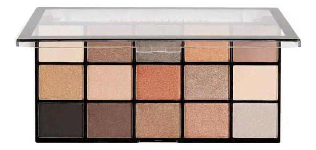 Купить Палетка теней для век Reloaded Palette: Iconic 2.0, Makeup Revolution