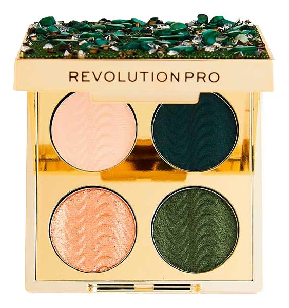 Купить Палетка теней для век Ultimate Eye Look Palette 3, 2г: So Jaded, Revolution PRO