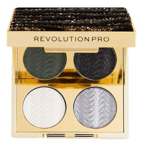 Купить Палетка теней для век Ultimate Eye Look Palette 3, 2г: Wild Onyx, Revolution PRO