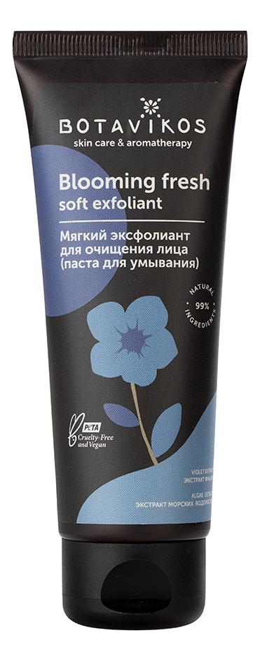 Фото - Мягкий эксфолиант для очищения лица Blooming Fresh Soft Exfoliant 75мл обновляющий эксфолиант для лица renew exfoliant 50мл
