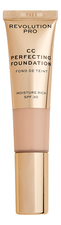 Revolution PRO Тональная основа для лица CC Perfecting Foundation SPF30 26мл