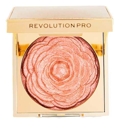 Хайлайтер для лица Powder Highlighter Lustre 9г: Rose Gold