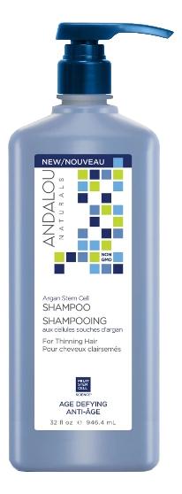 Фото - Укрепляющий шампунь для ослабленных волос Age Defying Argan Stem Cell Shampoo: Шампунь 946,4мл укрепляющий шампунь для ослабленных волос age defying argan stem cell shampoo 340мл шампунь 340мл