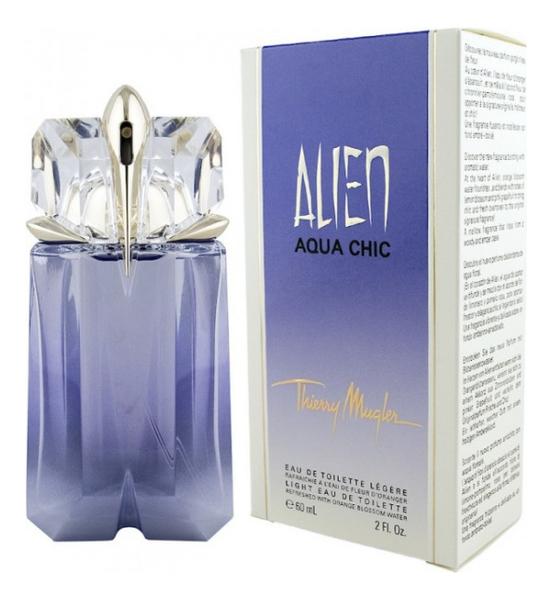 Alien Aqua Chic 2013: туалетная вода 60мл недорого