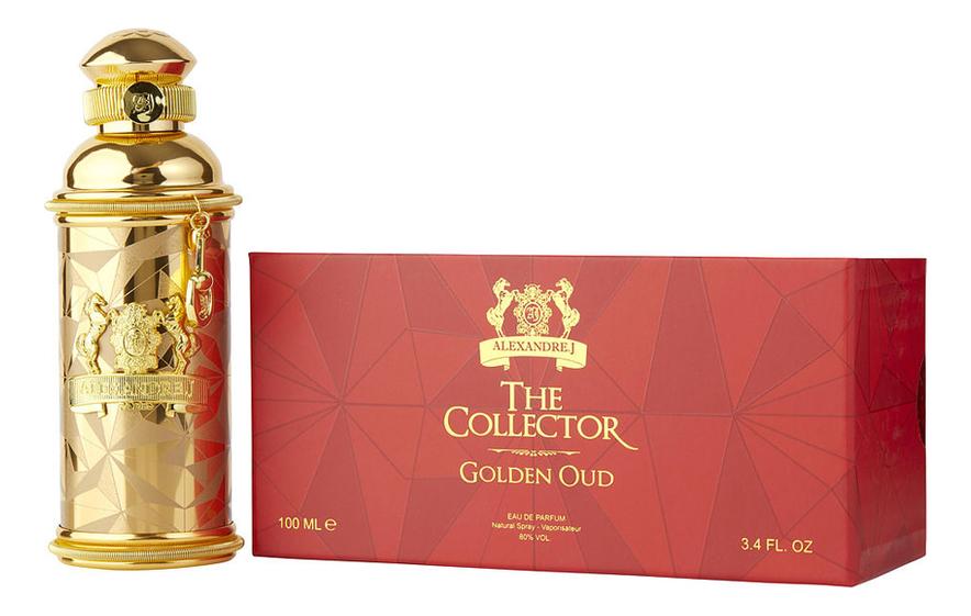 Фото - Alexandre J. Golden Oud : парфюмерная вода 100мл alexandre j liyoli