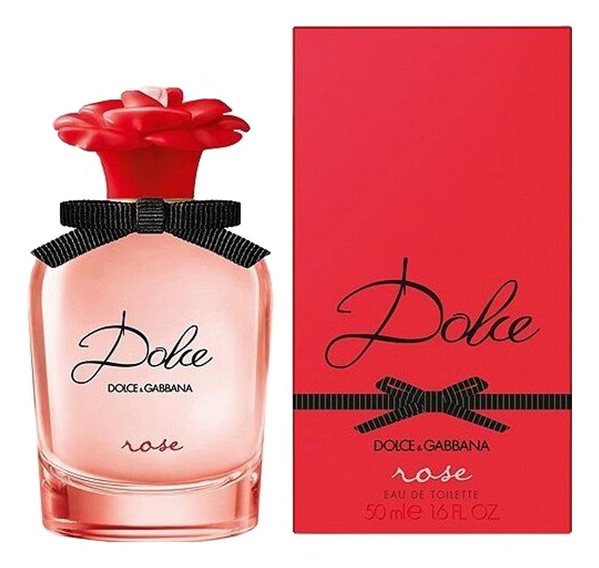 Фото - Dolce Rose: туалетная вода 50мл emporio diamonds rose туалетная вода 50мл тестер