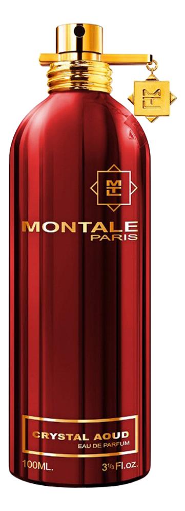 Фото - Montale Crystal Aoud: парфюмерная вода 100мл тестер montale aqua gold парфюмерная вода 100мл тестер