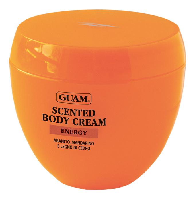 Купить Крем для тела ароматический Энергия и тонус Energy Scented Body Cream 200мл, GUAM