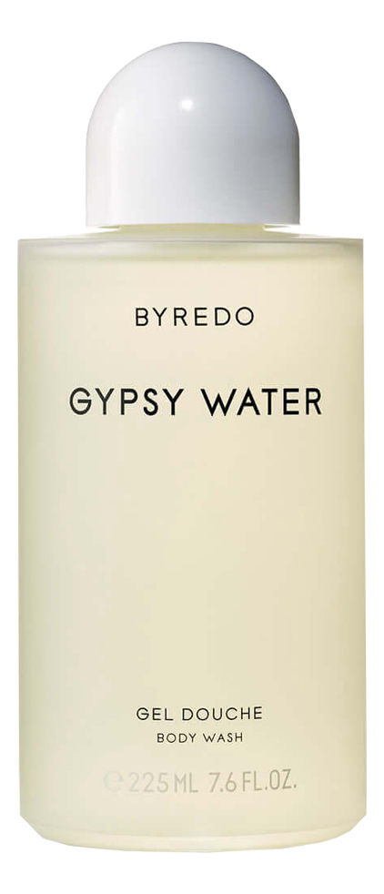 Byredo Gypsy Water: гель для душа 225мл byredo blanche гель для душа 225 мл