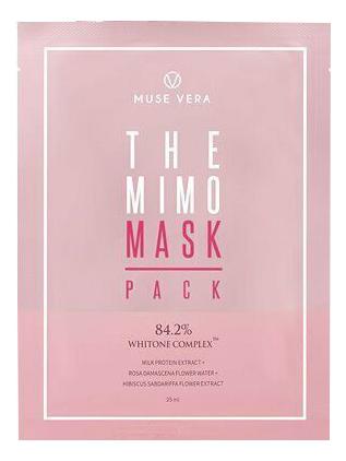 Купить Тканевая маска для лица Muse Vera The Mimo Mask Pack: Маска 1шт, Deoproce