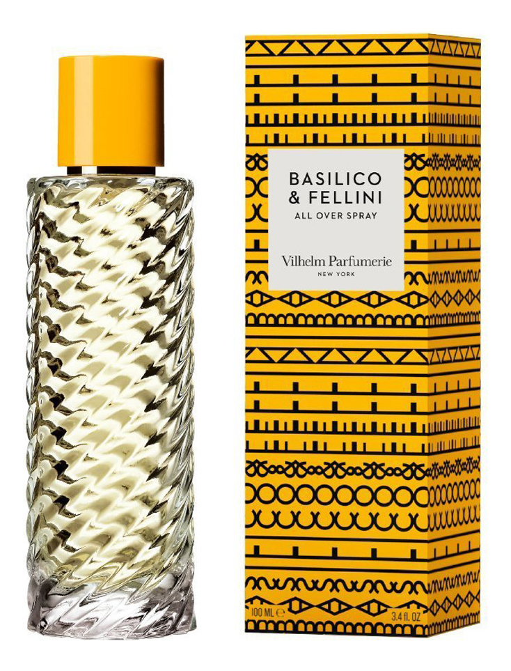 Basilico & Fellini: парфюмерный спрей для тела 100мл