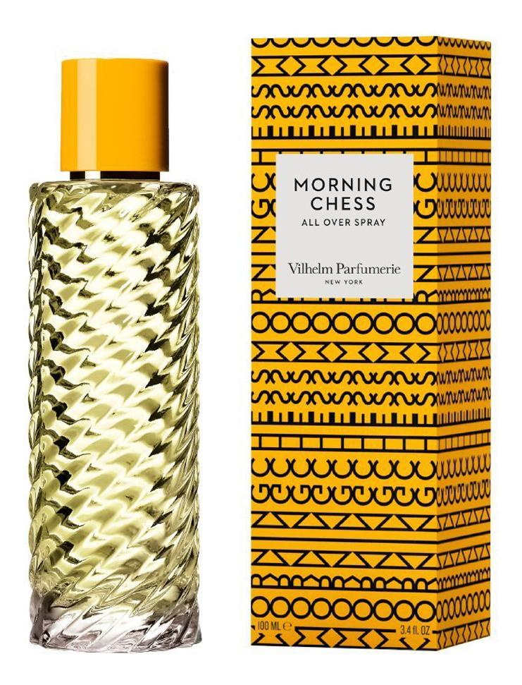 Morning Chess: парфюмерный спрей для тела 100мл