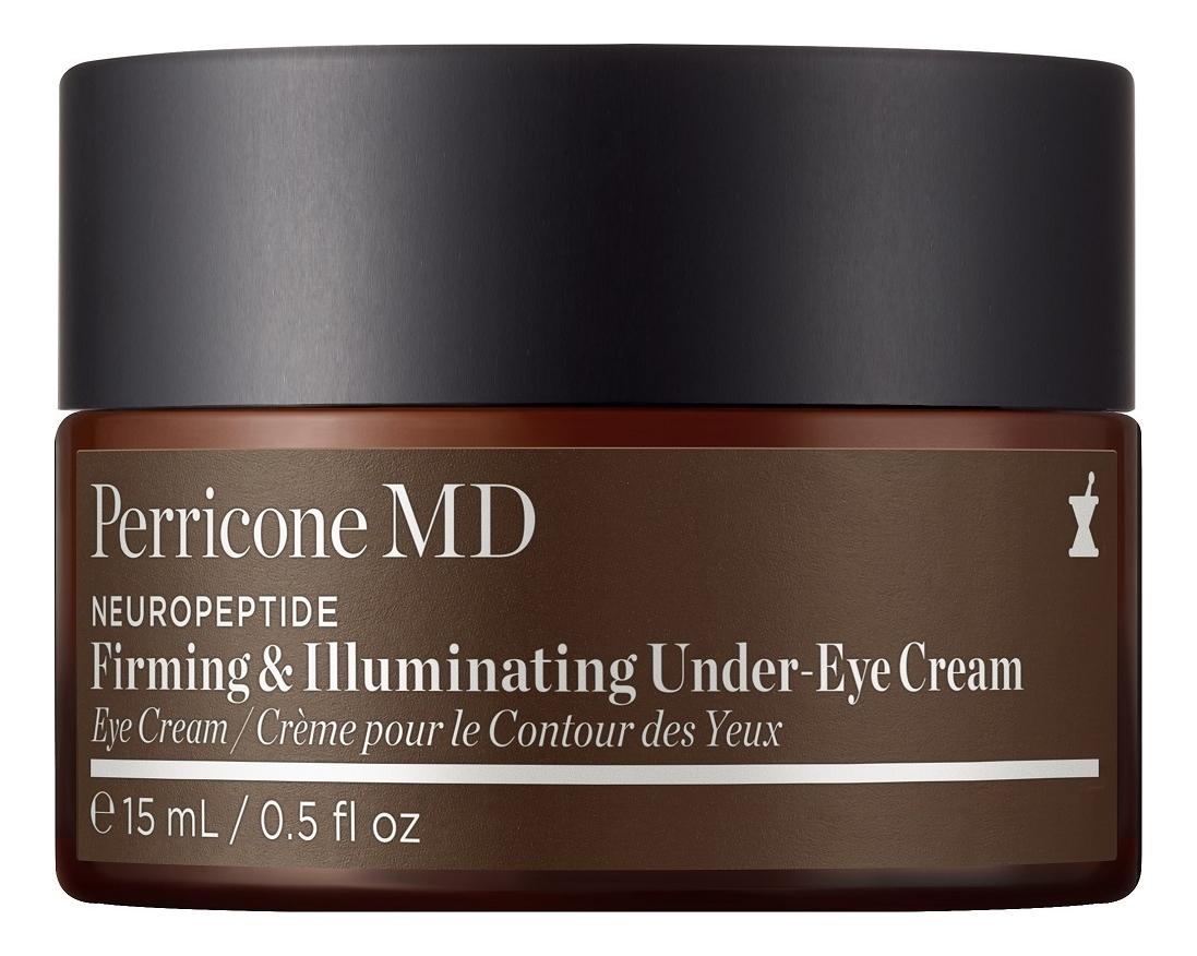 Подтягивающий крем против темных кругов под глазами с нейропептидами Neuropeptide Firming & Illuminating Under-Eye Cream 15мл