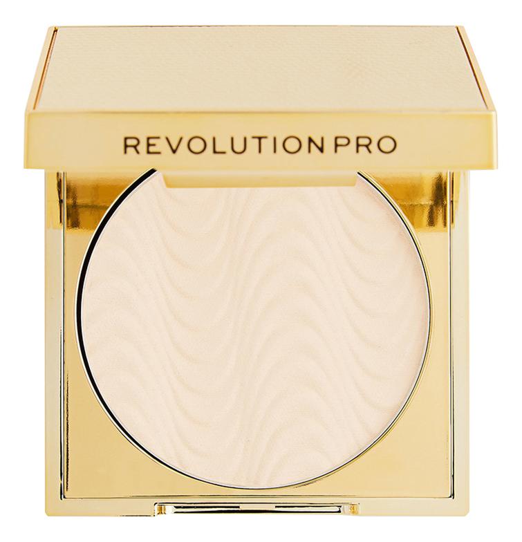 Купить Пудра для лица CC Perfecting Pressed Powder 5г: Warm Ivory, Revolution PRO